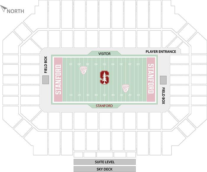 Stanford University   Online Ticket Office   Football vs  Oregon
